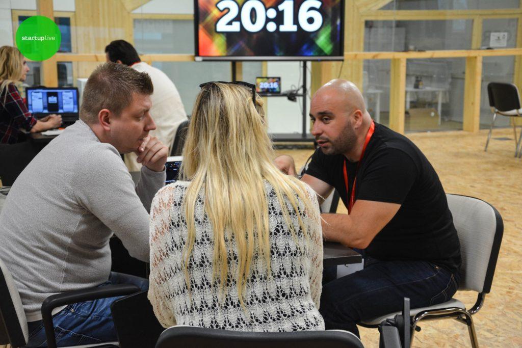 Startuplive Zagreb - Mentorship.
