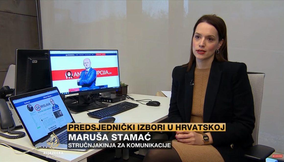 Maruša Stamać Aljazeera Balkans