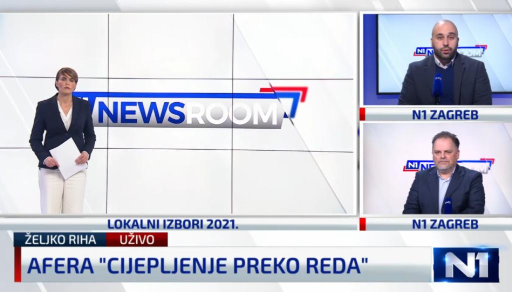 Zeljko Riha Zoran Pucaric N1